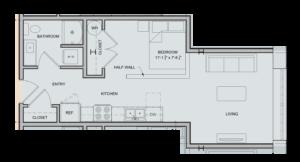 Unit 014, Building #4
