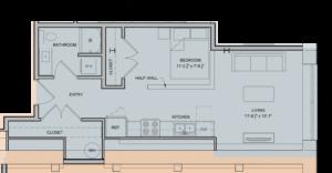 Unit 016, Building #4
