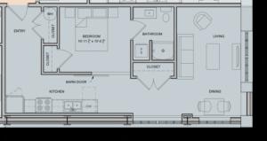 Unit 020, Building #4