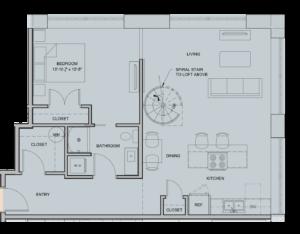 Unit 111, Building #4