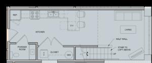 Unit 115, Building #4