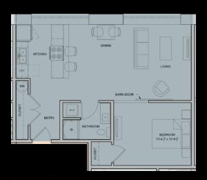Unit 203, Building #4
