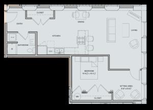 Unit 205, Building #4