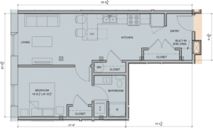 Unit 206, Building #4