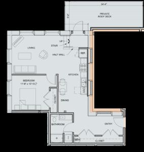 Unit 302, Building #4