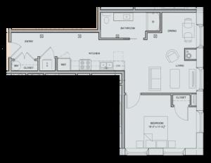 Unit 303, Building #4
