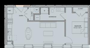 Unit 305, Building #4